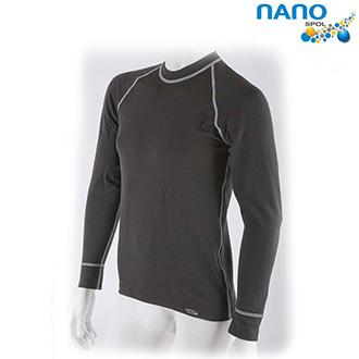 Nanobodix An-Atomic - unisex triko s dlouhým rukávem