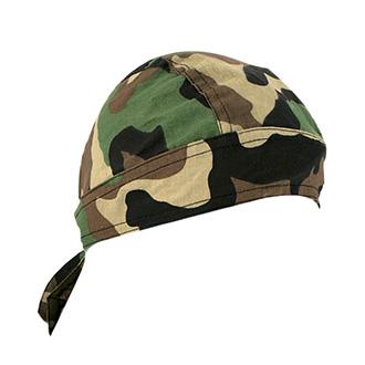 Bandanna Woodland - Camouflage
