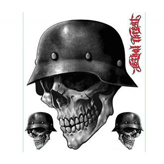 Nálepka - arch Biker From Hell