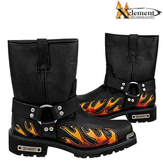 Boty XELEMENT HARNESS FLAME SHORT