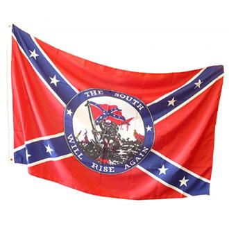 Vlajka konfederace - rebel 90x150