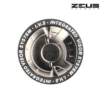 ZEUS AXET ZS-608 - boční šrouby uchycení visoru