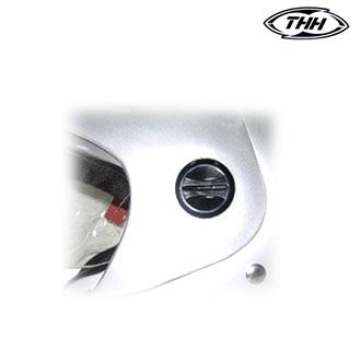 THH T-312 - boční šrouby uchycení visoru
