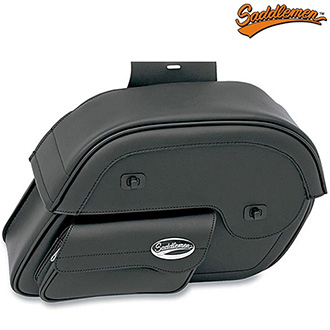 Moto Brašny SADDLEMEN Cruis´n Slant Face Pouch - Large