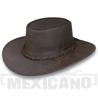 Klobouk Outback Hat brown