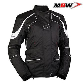 Bunda MBW NIKITA BLACK. Bunda MBW NIKITA BLACK - dámská textilní moto bunda.  varianty skladem 6f776d6e767