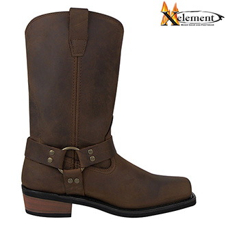 Boty XELEMENT HARNESS CLASSIC BROWN