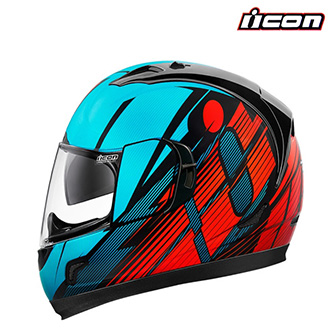 Helma ICON ALLIANCE GT PRIMARY BLUE/RED