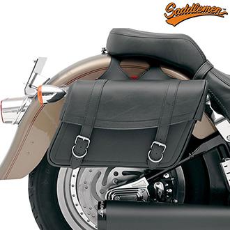 Moto Brašny SADDLEMEN Highwayman Slant Classic - Jumbo