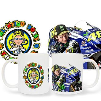 Moto hrnek VR46 Valentino Rossi