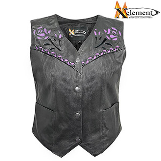 Vesta XELEMENT LADY PURPLE ROSE