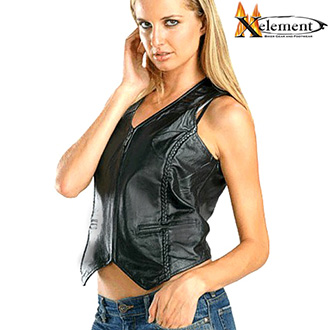Vesta XELEMENT LADIES ZIPPER