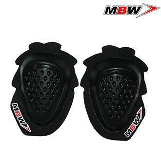 MBW kolenní slidery - černé