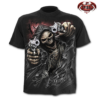 Tričko krátký rukáv pánské - SPIRAL Assassin