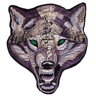 Nášivka Wolf střední