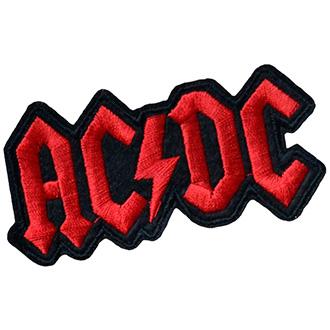 Nášivka ACDC Red malá