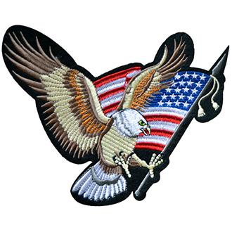 Nášivka American Eagle střední