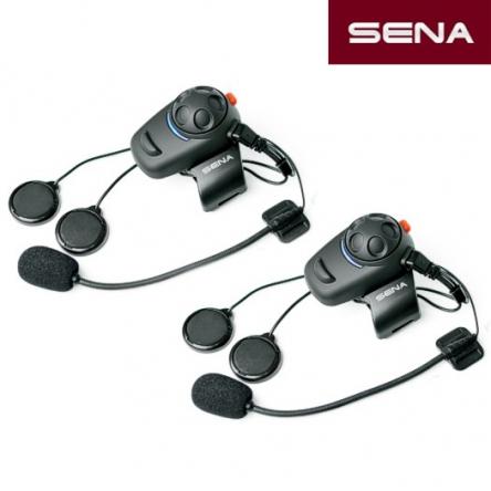 Intercom SENA SMH5 - Bluetooth sada pro 2 helmy