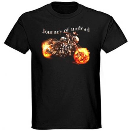 Tričko krátký rukáv - Journey of Undead