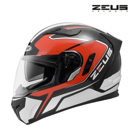 Helma ZEUS ZS-813 AN6 RED