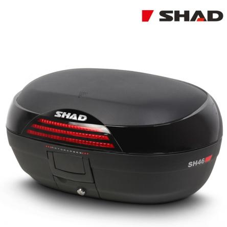 Vrchní kufr SHAD SH46