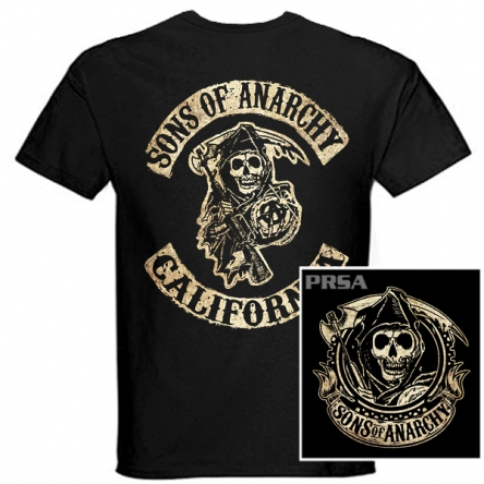 Tričko krátký rukáv - Sons of Anarchy