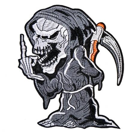 Nášivka Reaper Finger střední