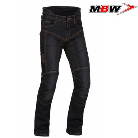 Kalhoty MBW KEVLAR DIEGO BLACK