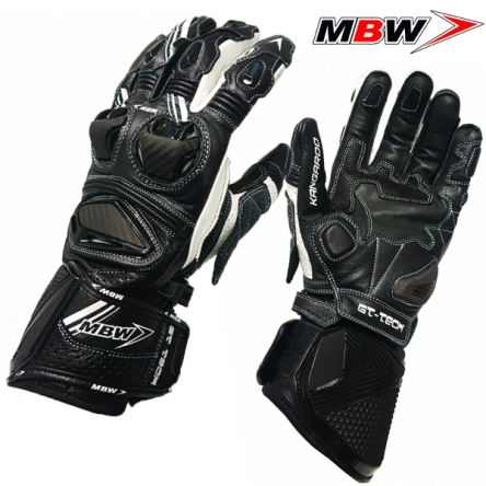 Rukavice MBW GT-TECH BLACK