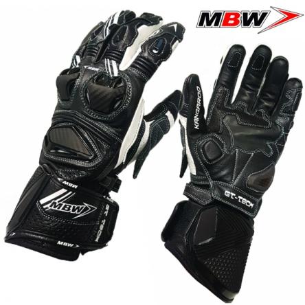Rukavice MBW GT-TECH BLACK