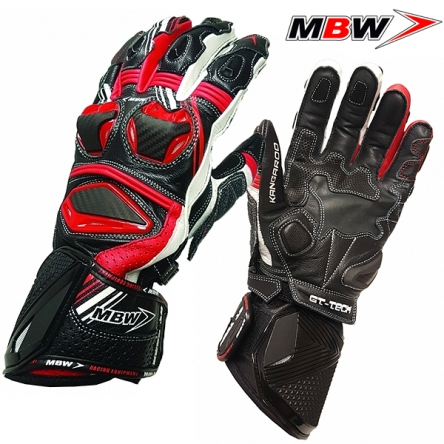 Rukavice MBW GT-TECH RED