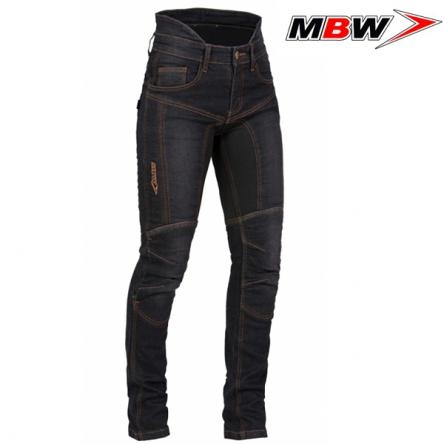 Kalhoty MBW REBEKA BLACK