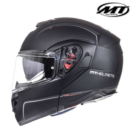 Helma MT ATOM BLACK MATT