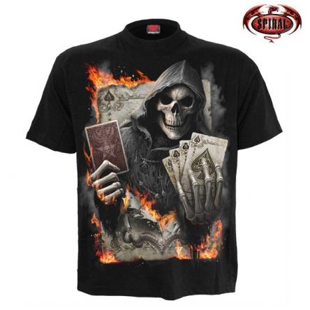 Tričko krátký rukáv pánské - SPIRAL Ace Reaper