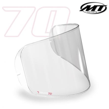 PINLOCK® 70  pro helmy značky MT