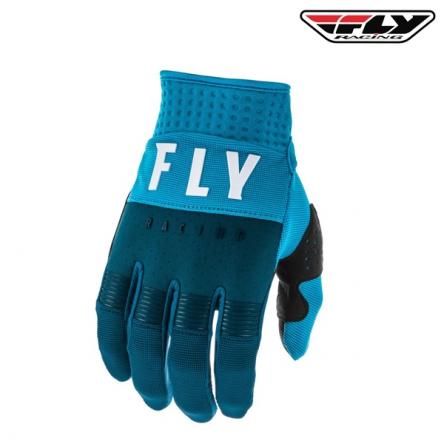 dětské rukavice FLY RACING F-16 2020 (modrá)