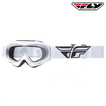 Dětské brýle FLY RACING Focus 2020 (bílé)