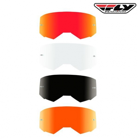 Plexi FLY RACING Focus/Zone