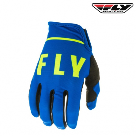 Rukavice FLY RACING Lite 2020 (modrá/černá)