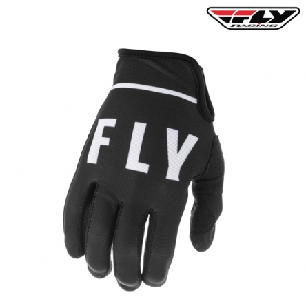 Rukavice FLY RACING Lite 2020 (černá/bílá)