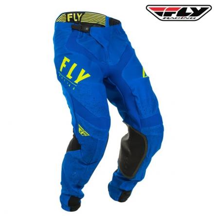 Kalhoty FLY RACING Lite 2020 (modrá/černá)