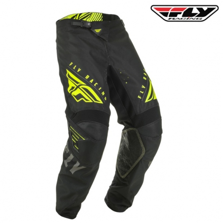 Kalhoty FLY RACING Kinetic K220 2020 (černá/šedá)
