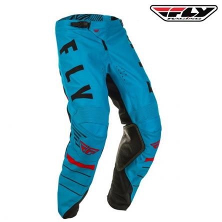 Kalhoty FLY RACING Kinetic K120 2020 (modrá/černá)