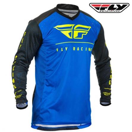 Dres FLY RACING Lite 2020 (modrá/černá)