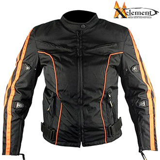 Bunda XELEMENT ORANGE FORCER LADIES