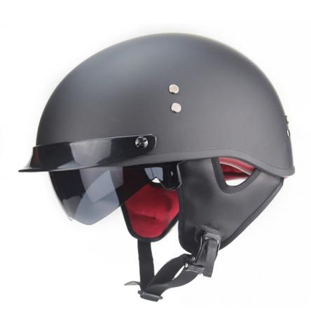 Helma BOSS FMV218 - černá matná