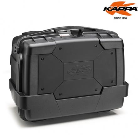 Vrchní kufr/Boční kufr KAPPA KGR46N GARDA Black Line