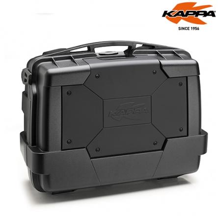 Vrchní kufr/Boční kufr KAPPA KGR33N GARDA Black Line