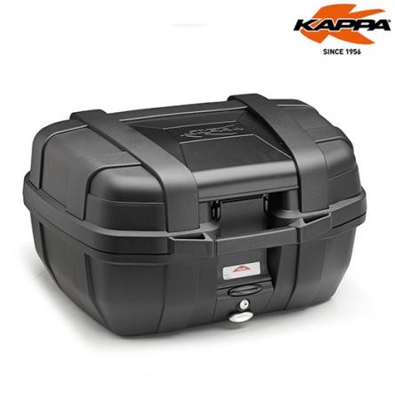 Vrchní kufr KAPPA TopCase KGR52N GARDA Black Line