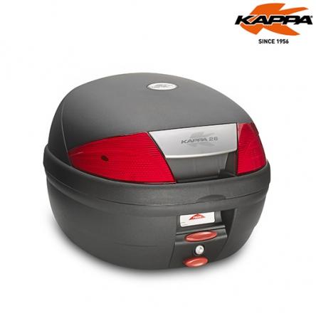 Vrchní kufr KAPPA TopCase K26